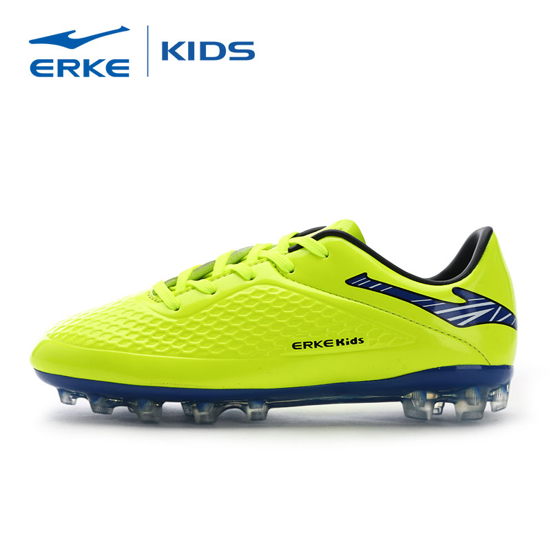 Erke shoes 2016 summer boys race training shoes broken nails soccer shoes football shoes student sports shoes