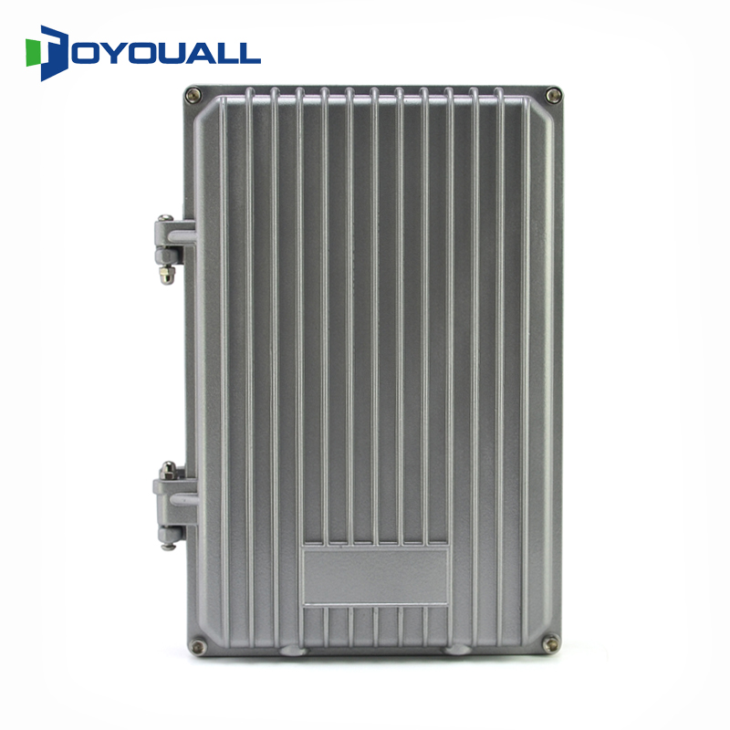 Eukanuba new fa16 hinge type cast aluminum waterproof box 280*185 * 80mm metal aluminum case waterproof box switch Box