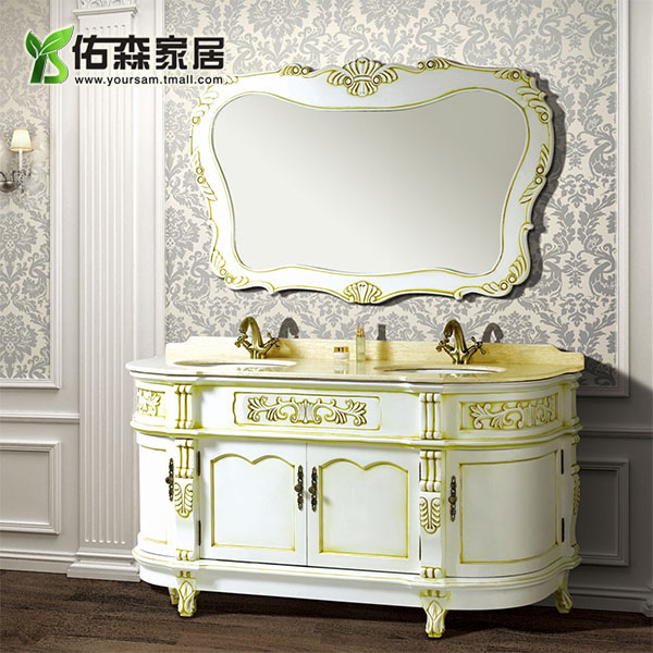 European and american bathroom cabinet american villa carved wood bathroom cabinet bathroom cabinet bathroom home with new classical bathroom wts