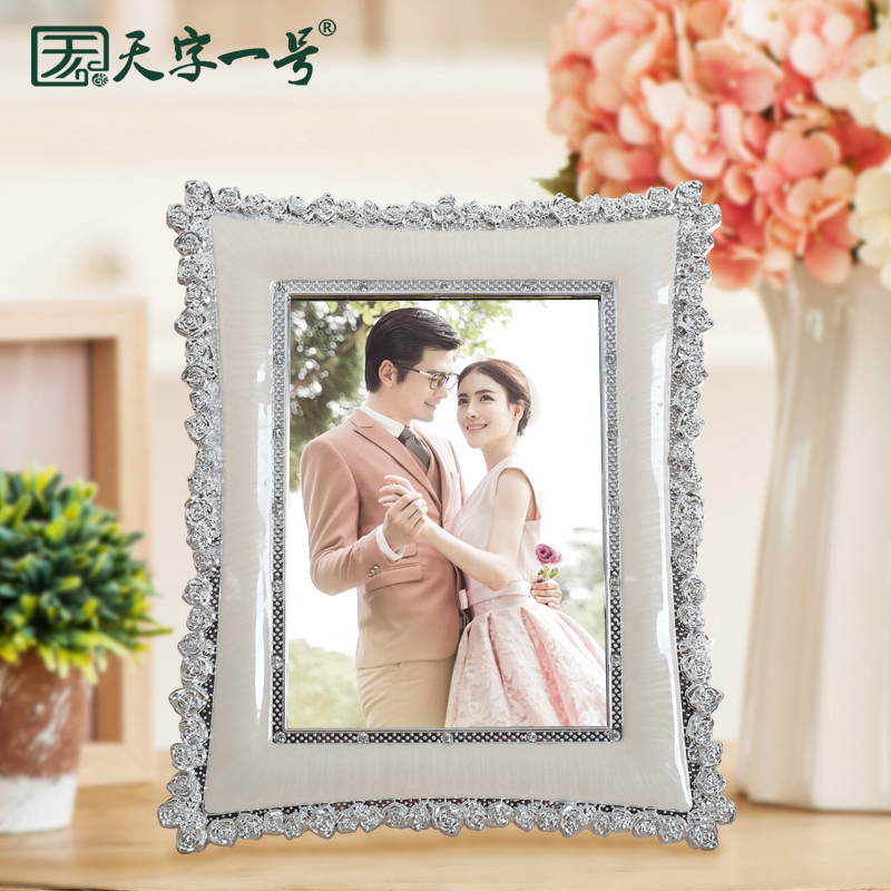 European frame swing sets 7-inch 7 8 eight 10 x 6-inch photo frame photo frame picture frame photo frame creative studio wedding Photo