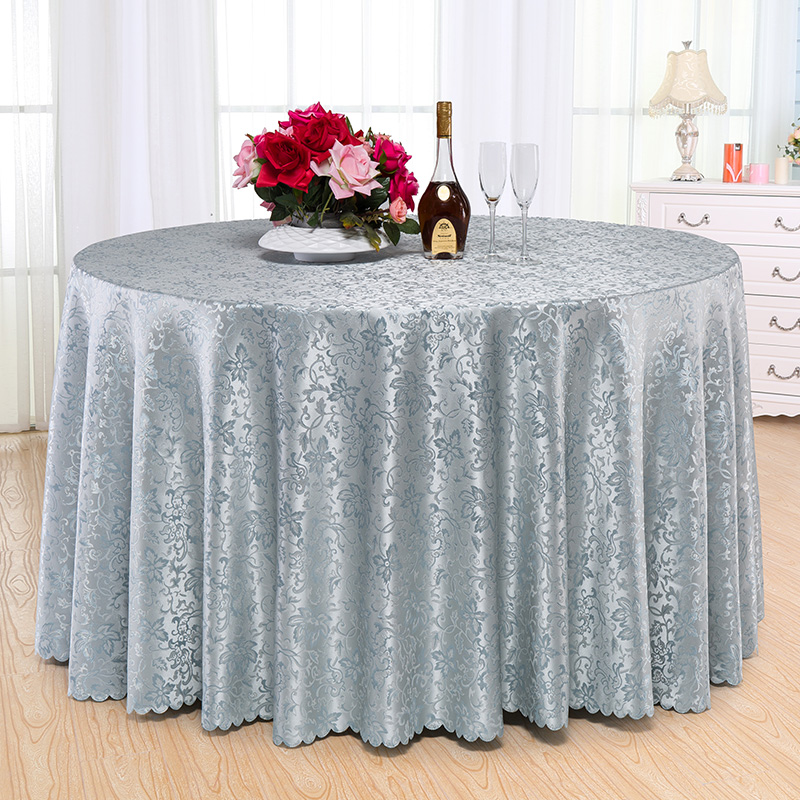 European round table cloth tablecloth hotel tablecloth restaurant tablecloths hotel banquet table cloth tea table a few balcony attrative