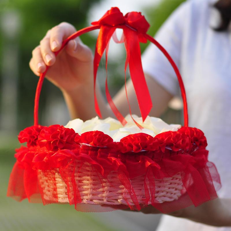 China White Wedding Baskets China White Wedding Baskets Shopping