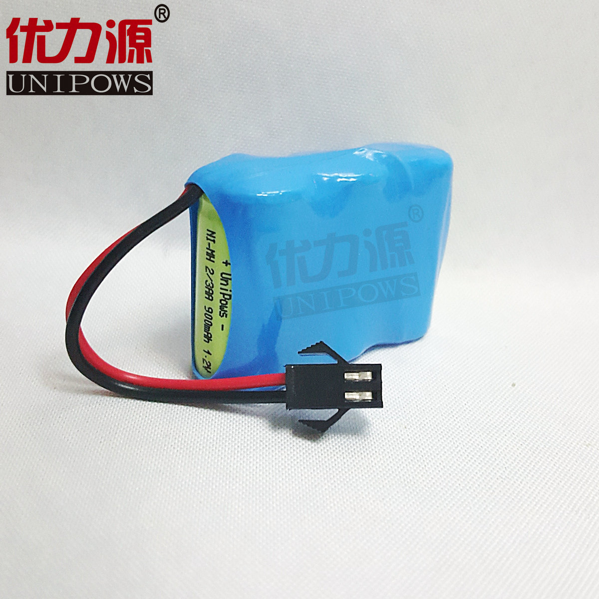Excellent source of 3.6 v 2/3aa battery 900 mah nimh battery pack single row combination sm head