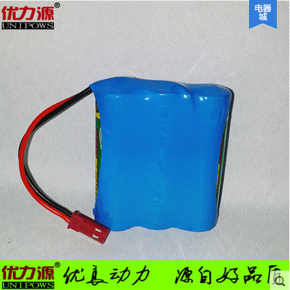 Excellent source of 5 v battery car battery aa1800mah 5å·toy single row combination with jst head