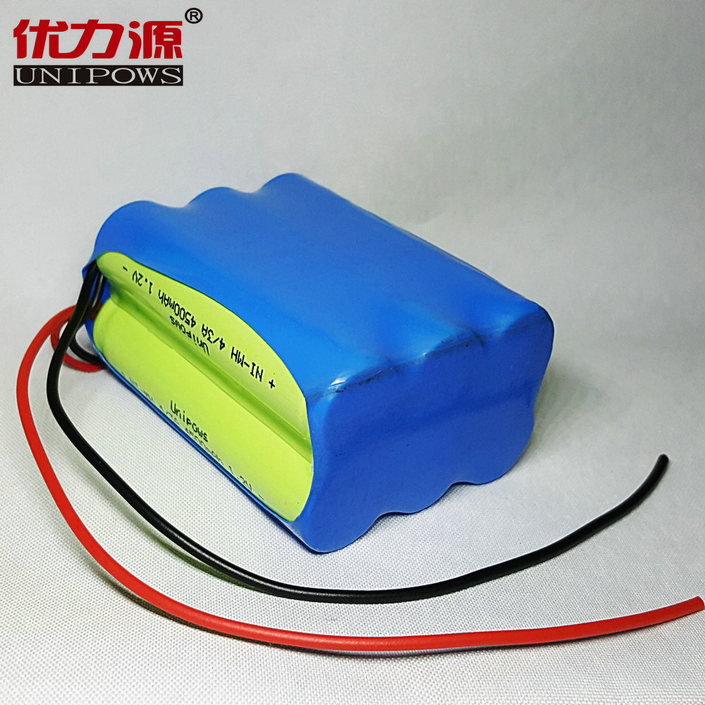Excellent source of 7 v nimh/5a 17670 9000 mA battery 4/3a nimh battery pack