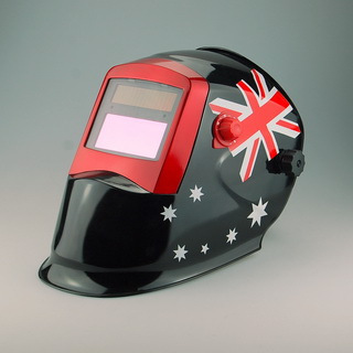 Exported to europe and high quality auto darkening welding helmet WH8511267