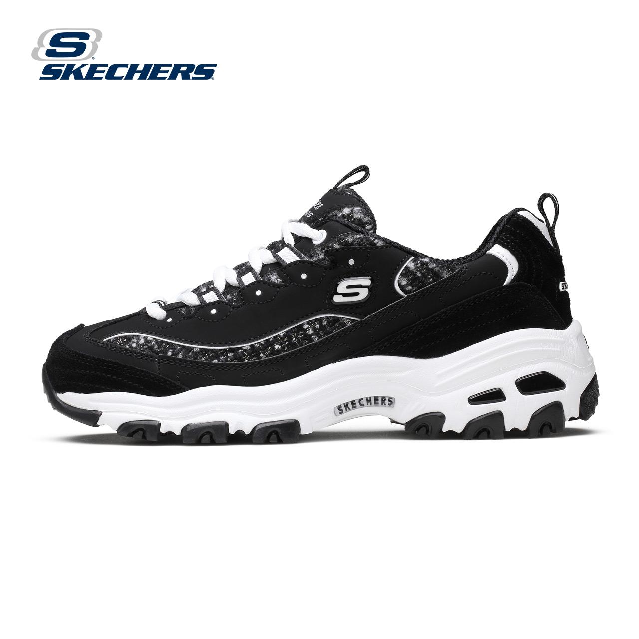 609cb59d65c3 Get Quotations · Fashion sports shoes casual shoes skechers skechers d   classic satélites prasertsak bottomed shoes