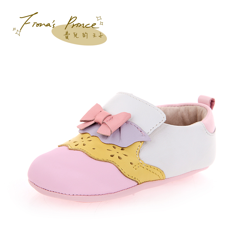Fees children prince boys and girls shoes toddler shoes baby shoes slip soft bottom shoes baby shoes before step
