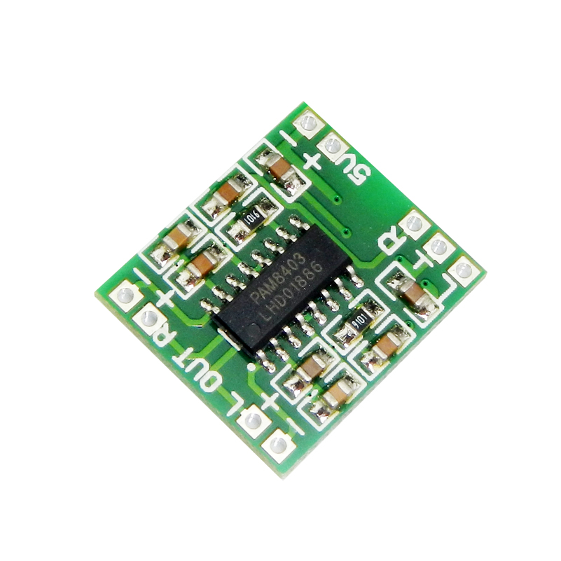 Fei bite super mini digital amplifier board 2*3 w class d digital amplifier board 2.5 ~ 5 v Can be usb powered
