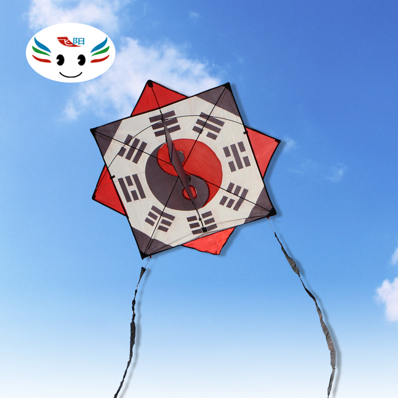 Feiyang a children's cartoon kite kite kite weifang kite modern kite features arts and crafts small gossip