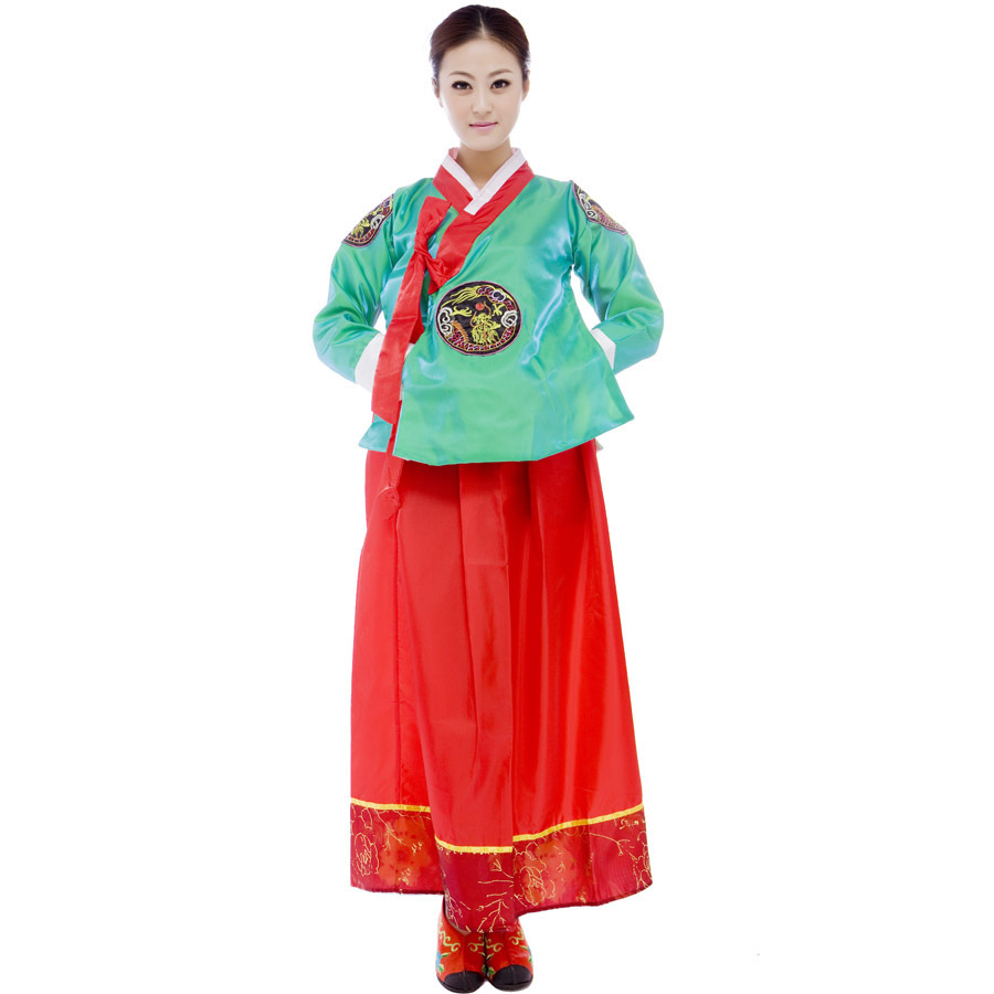 a6304e39d Get Quotations · Fell in love with dance clothing national costume hanbok  korean traditional costume hanbok dae jang geum
