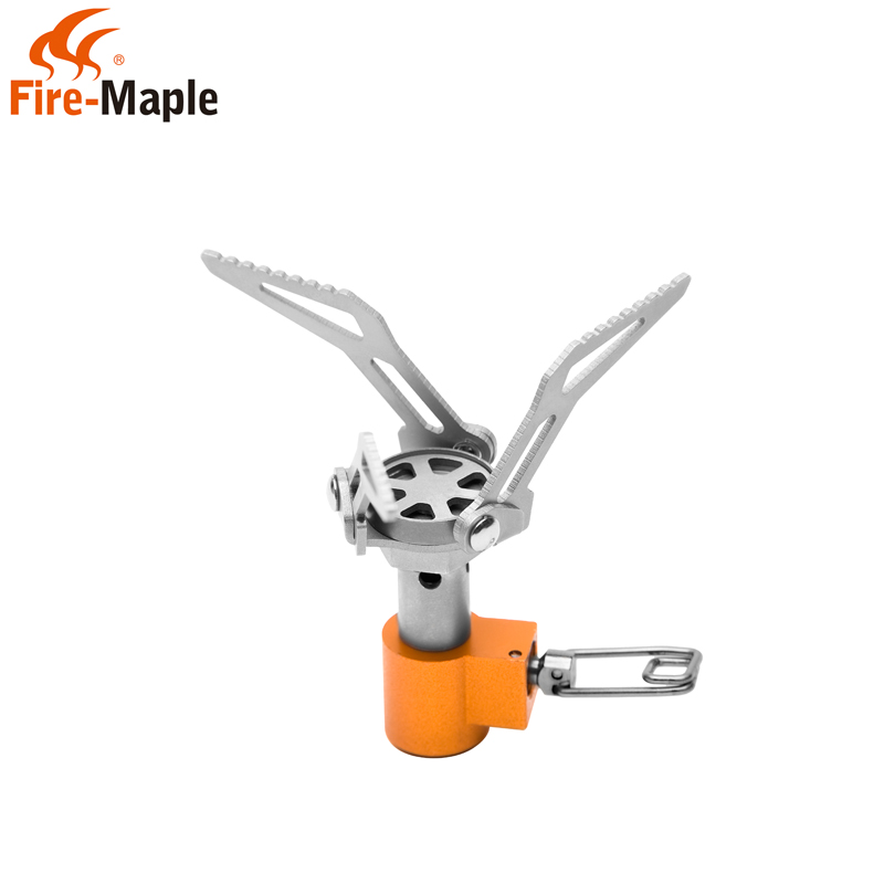 Fire maple hornets 300T titanium metal integrated gas stove outdoor camping gas stove small stove cooking stoves
