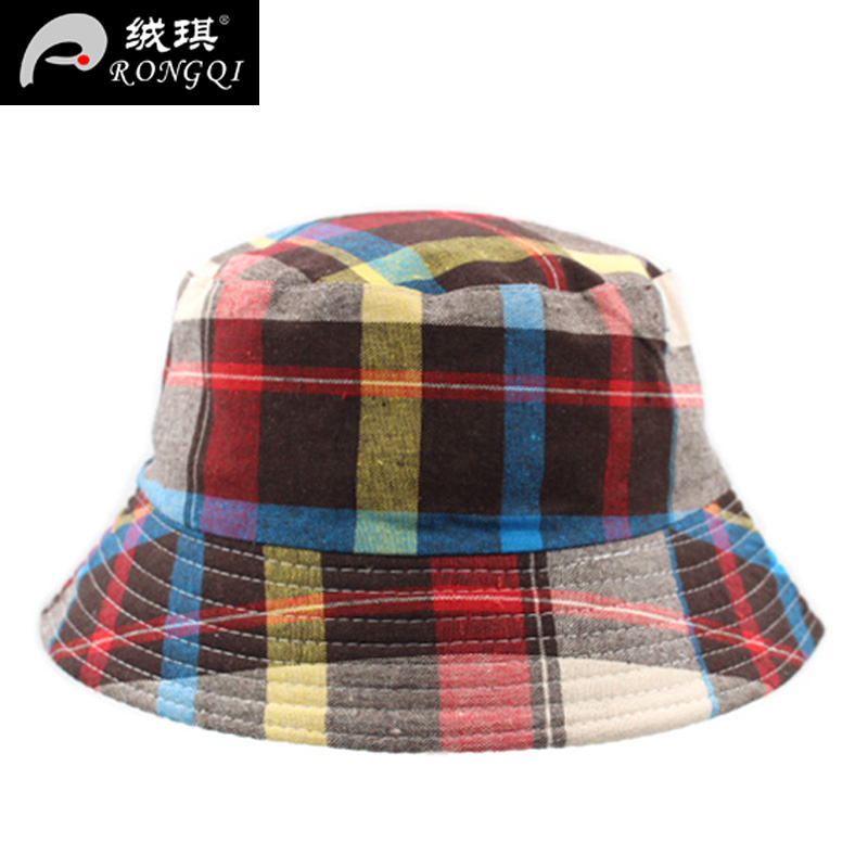Fisherman hat bucket hats spring and summer thin section breathable men's autumn mother bucket hats sun hat summer hat folded flat cap female