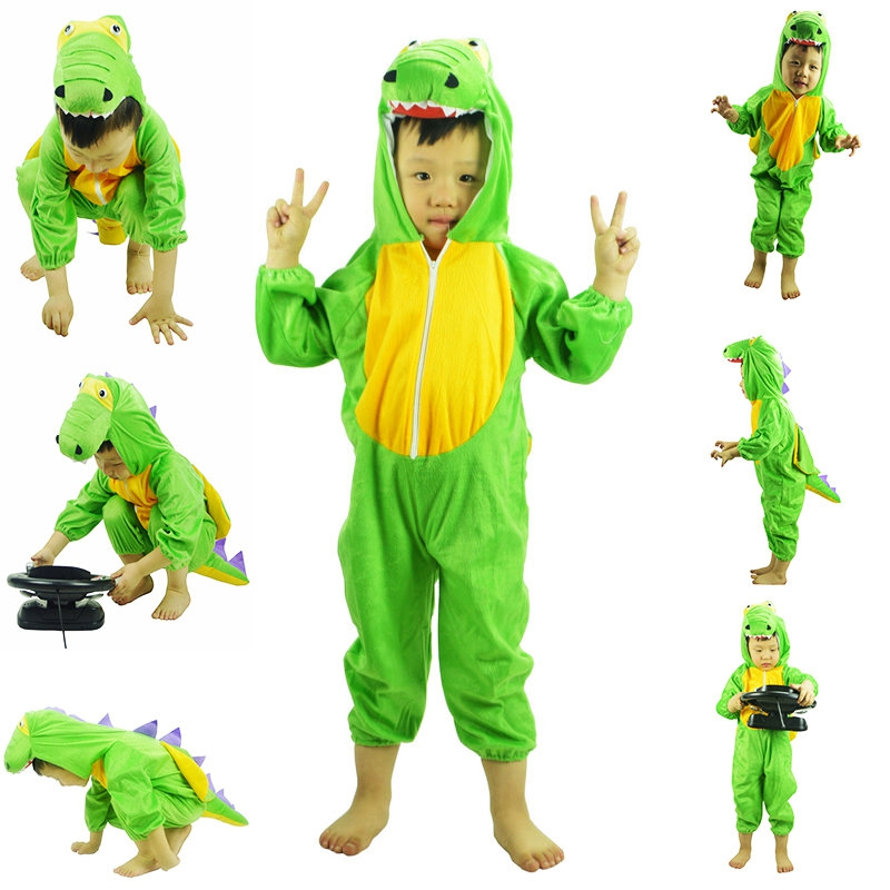 Five beshimova contention fuk halloween game performance clothing clothes for children clothing children clothing clothes animal dinosaur costume section
