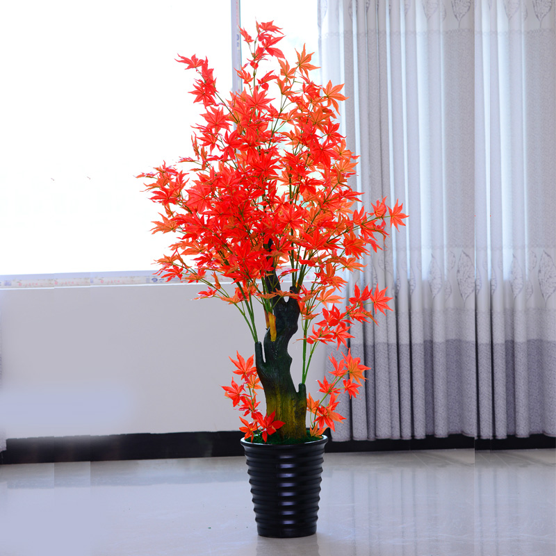 china artificial maple tree, china artificial maple tree shopping Artificial Plants and Trees Indoor