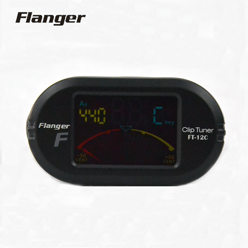 Flanger guitar folk guitar tuner ukulele violin adams bass tuner tuner free shipping through the use
