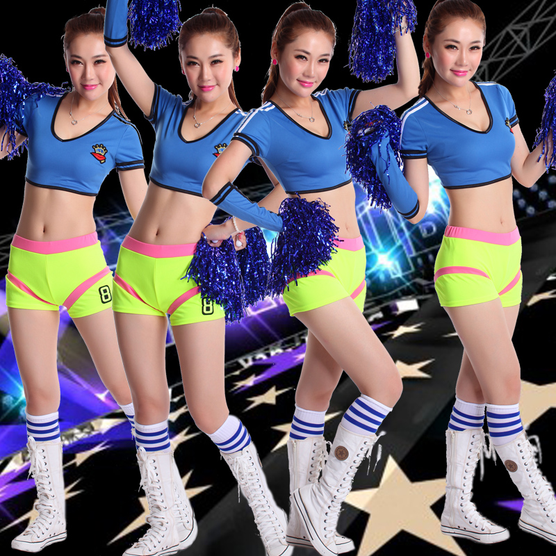 Football basketball baby clothing cheerleading uniforms cheerleading costumes clothing table play clothes lara uniforms