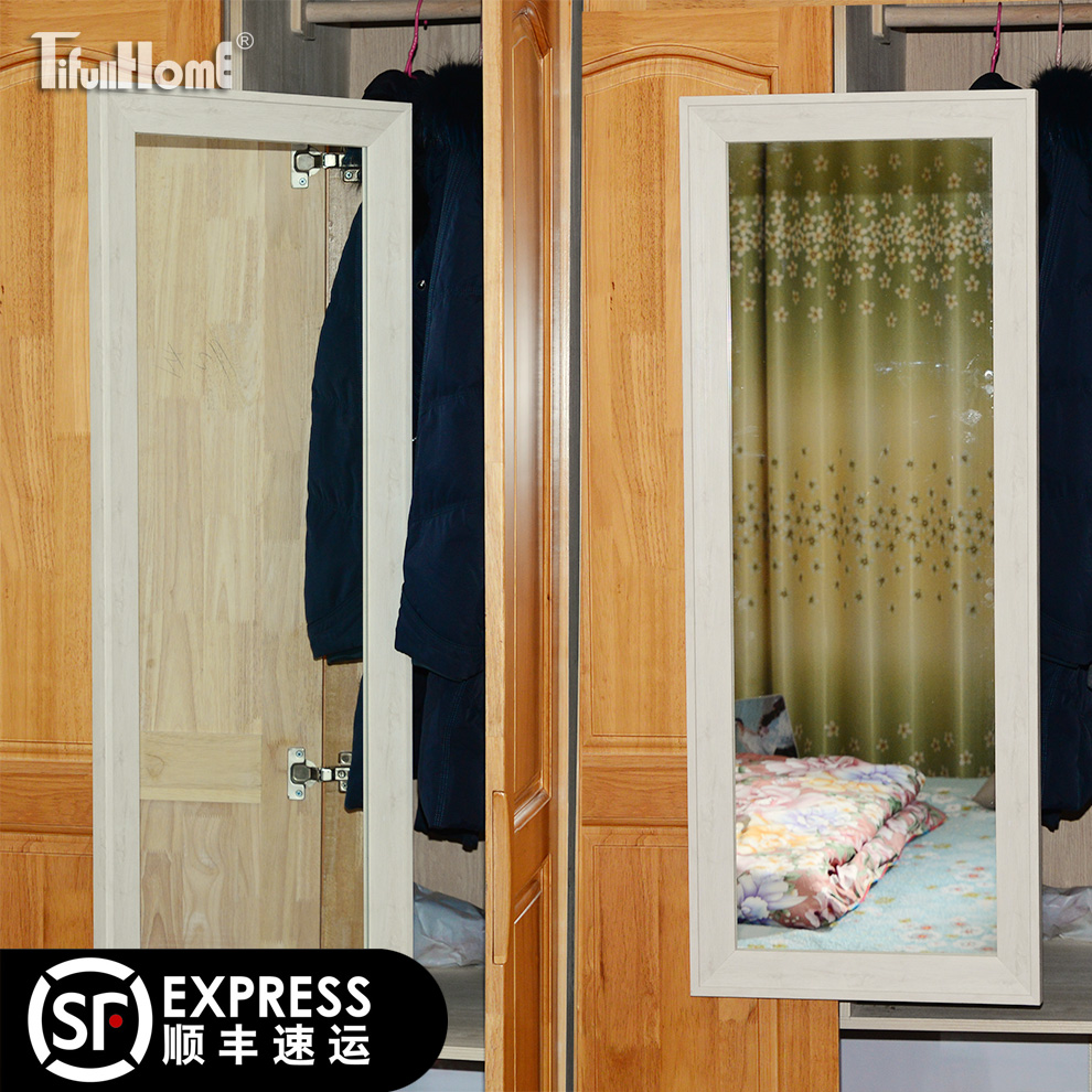 Get Ations Four Points By Dressing Mirror Full Length Wardrobe Rotation Sliding Cabinet