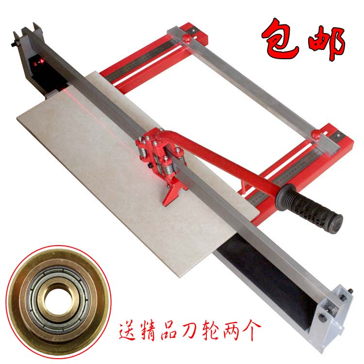 Free shipping heavy tile cutting machine stone cutting machine manual tile cutter tile cutter tile cutter knife to push the knife