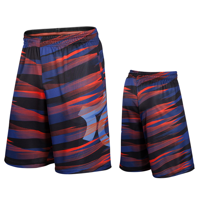 cb69a5b7f8 Get Quotations · Free shipping on kd35 blade elite basketball shorts  breathable wicking sports and fitness jogging shorts camouflage