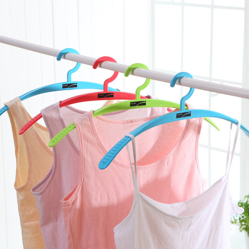 Free shipping slip hanging clothes rack clothes hanger hook child support adult clothes rack hanger drying racks clothes hanger to hang children's pants rack