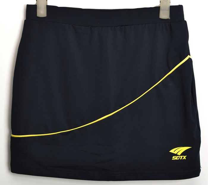 Free shipping sotx/suodeshisuo brand badminton clothing badminton skirt skirts short skirts female models shorts 0013