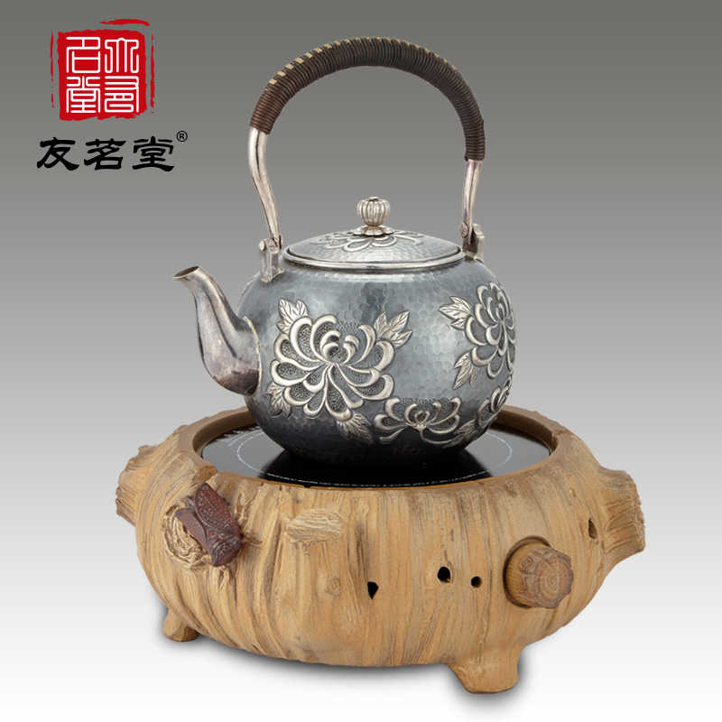Friends of the ming tang ceramic electric ceramic stove iron kettle electric stove tea electromagnetic stove household mute mini electric tea making facilities