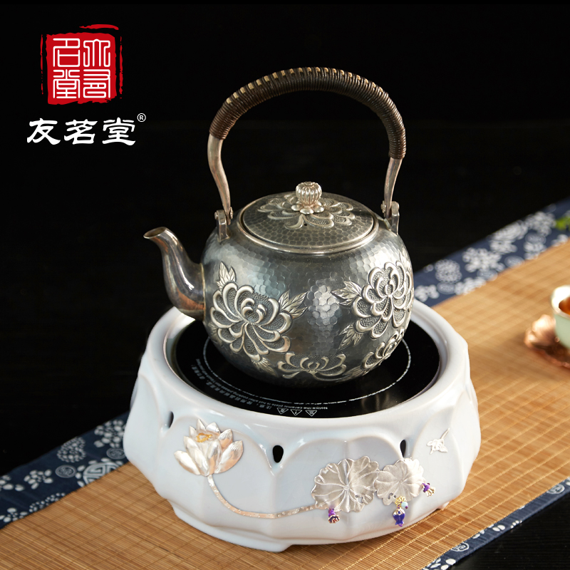 Friends of the ming tang household electric ceramic stove mini stove ceramic stove iron kettle tea electromagnetic stove to cook tea furnace electric furnace