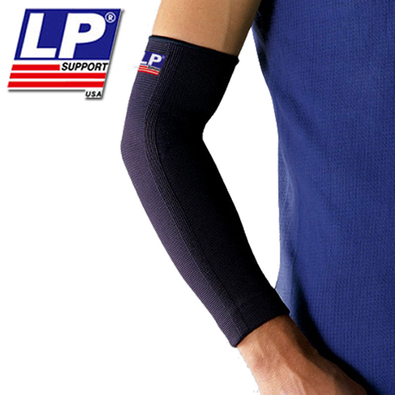 [Full stand by] lengthened sports basketball badminton tennis elbow brace lp668 elbow armband warm men and women