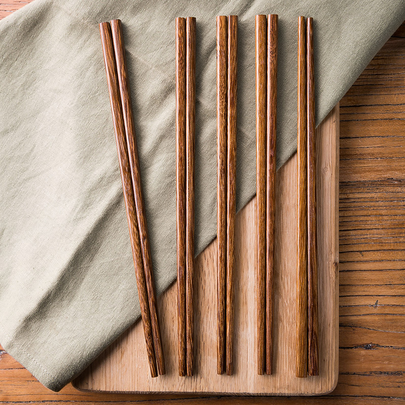 Fun tao habitat home wind wings 1 pairs of chopsticks creative tableware japanese wooden chopsticks quality chopsticks chopsticks personalized