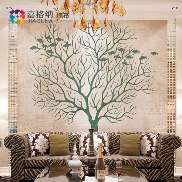 Gaggenau seamless large murals tv background wallpaper wallpaper living room bedroom wall covering stereoscopic 3d custom wallpaper murals