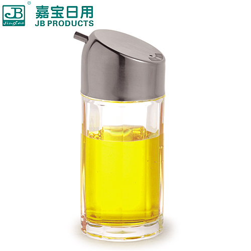 Garbo acrylic oil bottle transparent plastic bottle of soy sauce vinegar cruet bottle oiler oil control healthy