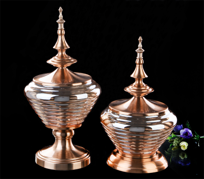 Ge jia rui erou american neoclassical ornaments crafts furnishings french  eide sa sense crystal-castle