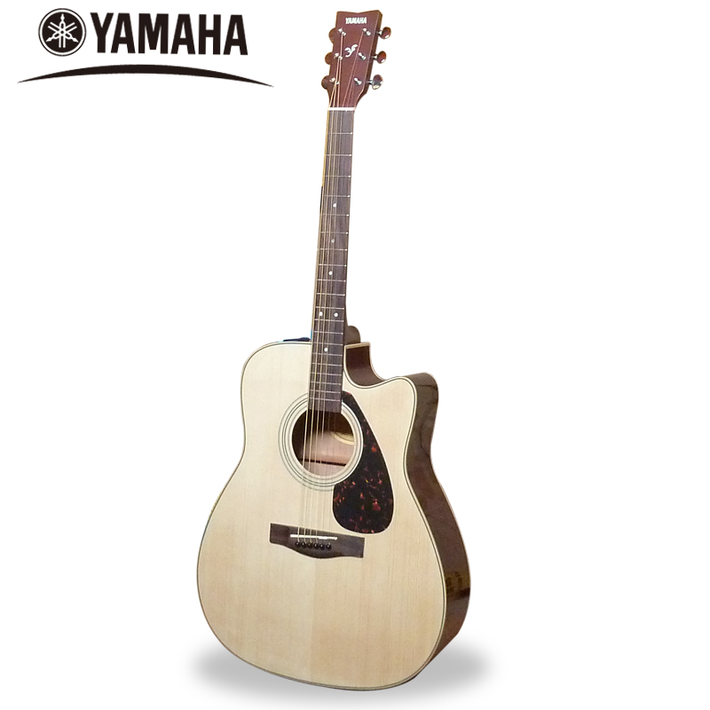 Genuine authorized yamaha/imahara FX370C inch wood guitar ballad electric box 41 the sf