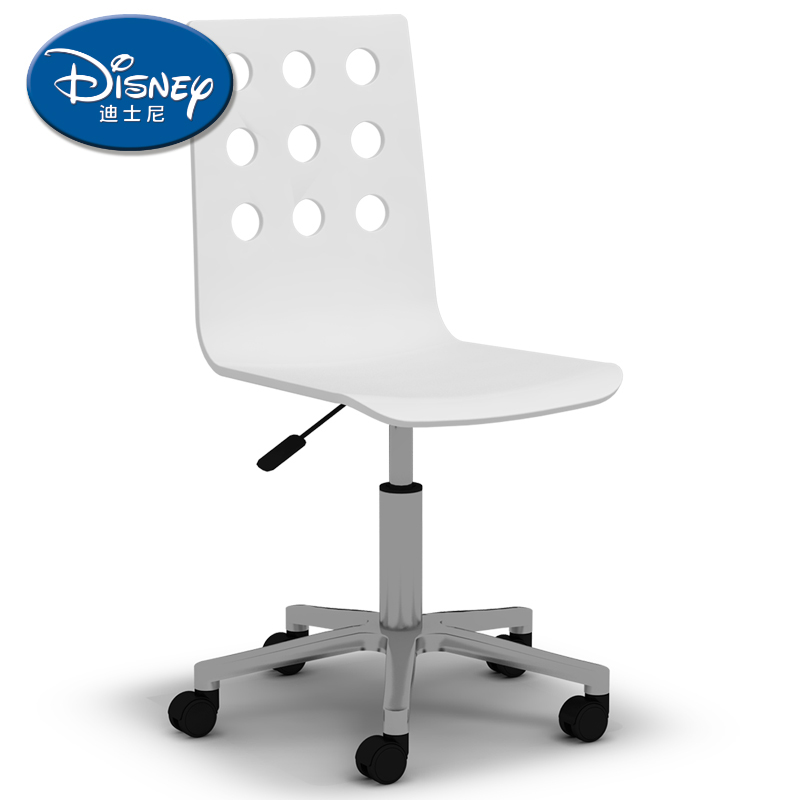 Genuine disney acg children's furniture home computer chair/swivel chair/back chair/office chair comes standard with a