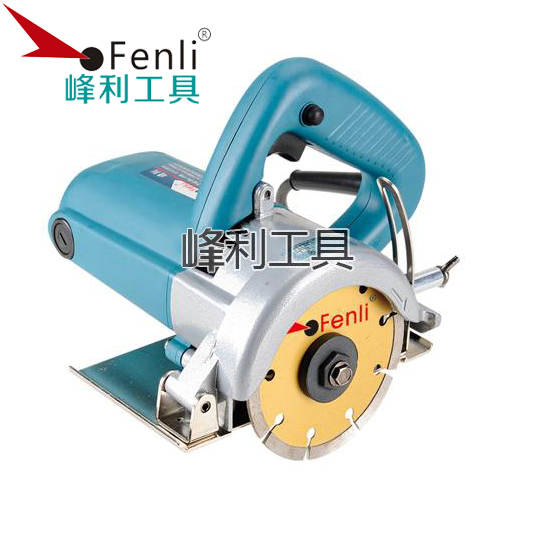 Genuine! free shipping! fenli/feng li 91103 marble machine/cutting machine 110mm to send saw