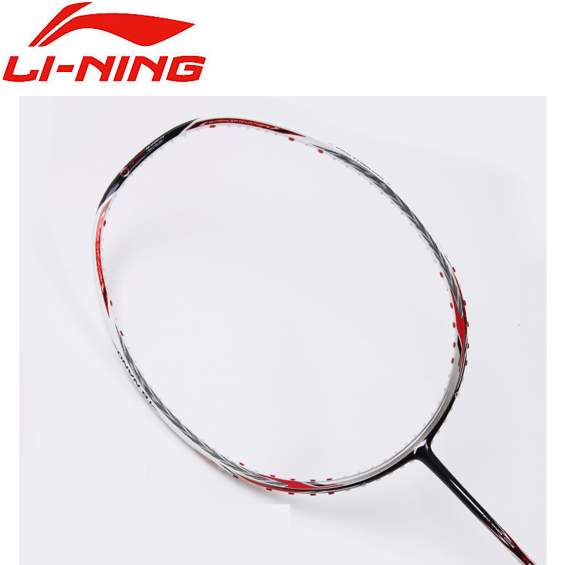 Genuine li ning badminton national team n series badminton racket n90 three generations/n80 single shot