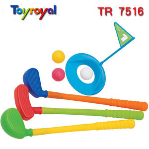 Genuine royal children bowling golf simulation toys toy ball fitness series safe nontoxic