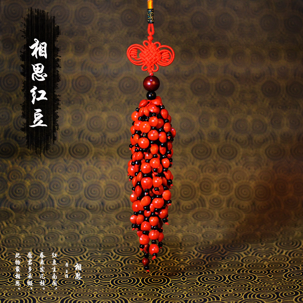 Genuine upscale big queen watkins sandalwood beads pendant car stalls rosary beads hanging car rearview mirror ornaments ornaments
