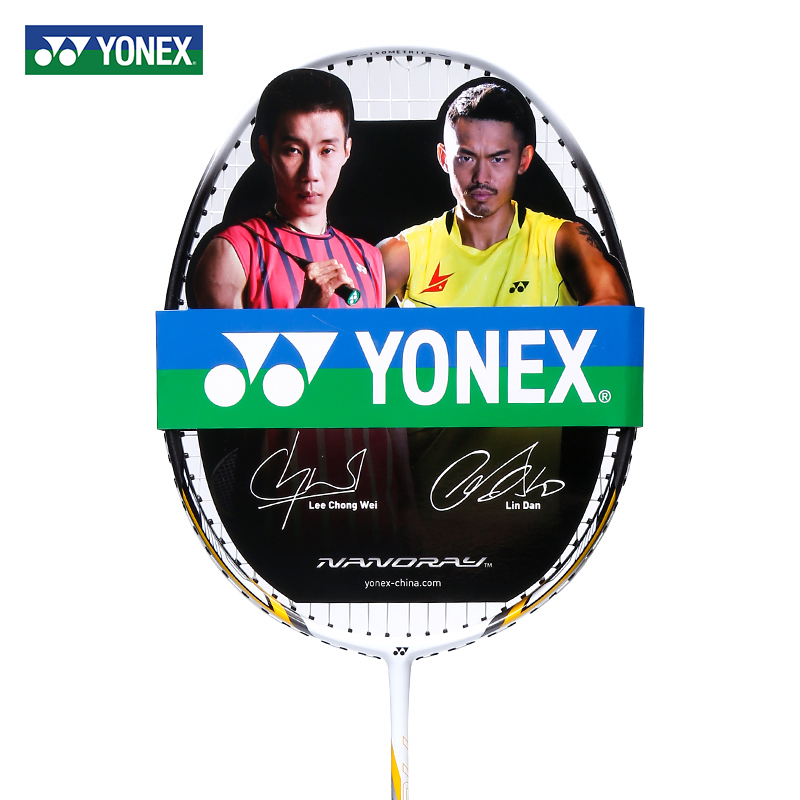 Genuine yonex/yonex badminton rackets single shot yy nr-10 badminton racket ball racket primary entry