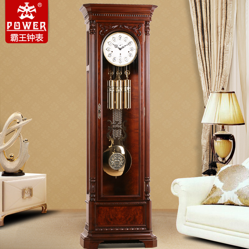 German hermle mechanical floor clock wood living room wall clock movement xanthoxylum verticle big clock table clock european fashion creative style