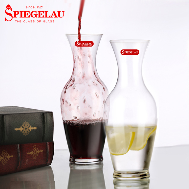 Germany imported spiegelau unleaded crystal glass of red wine fast decanters points wine wine gift