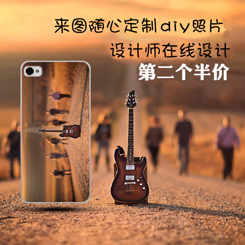 Gionee F105S/l phone shell diy custom photo gionee f303 mobile phone sets lanyard customized creative couple