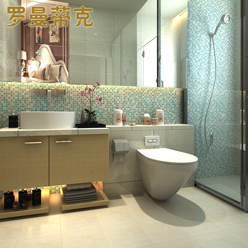 China Glass Mosaic Tile, China Glass Mosaic Tile Shopping Guide at ...