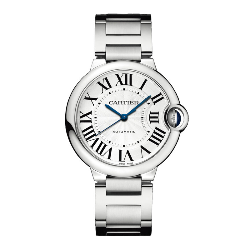 Global unpas cartier cartier-blue balloon series of mechanical watches men's watches w6920046