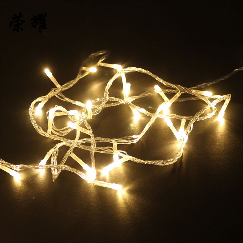 get quotations glory christmas led lights warm white light white light decorative lights christmas lights string lights christmas - Led Light Christmas Decorations
