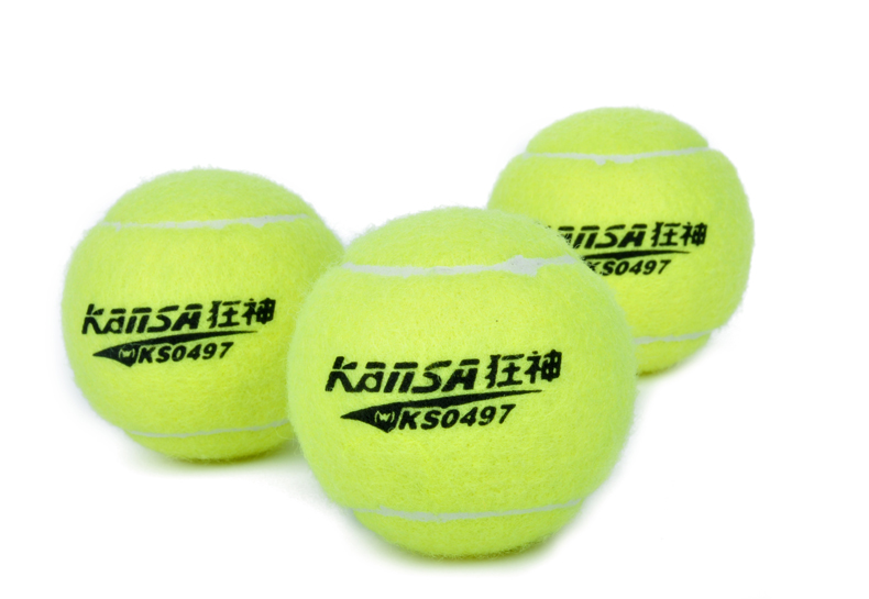 God mad mad god KS0497 training tennis training tennis ball three tennis training equipment