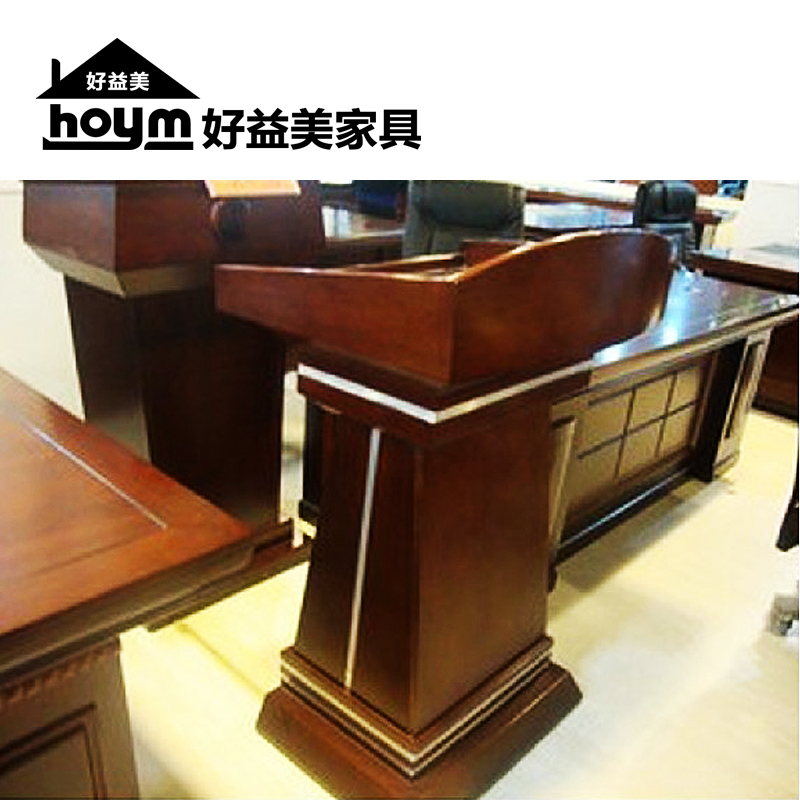 Good acme furniture paint podium podium speech reception desk reception, shanghai baoshan public furniture furniture furniture