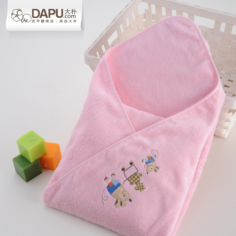Grand park combed egyptian cotton cotton towel cotton blankets infant blankets baby hold is soft