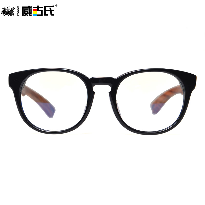 Granville gooch myopia frame glasses frame plate glasses frame retro trend of men and women fashion decorative glasses frame glasses 5025